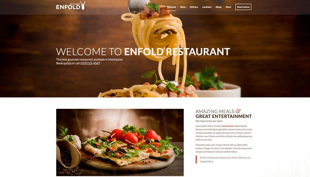 Esempio di sito - Esempio Home Page